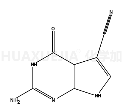 2-氨基-4-氧代-4,7-二氢-3H-吡咯并[2,3-D]嘧啶-5-甲腈