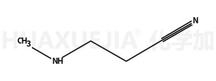 3-甲胺基丙腈