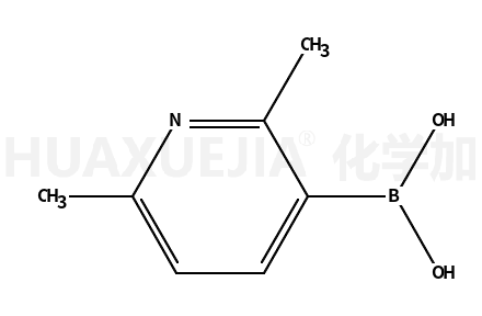 2,6-二甲基吡啶-3-硼酸
