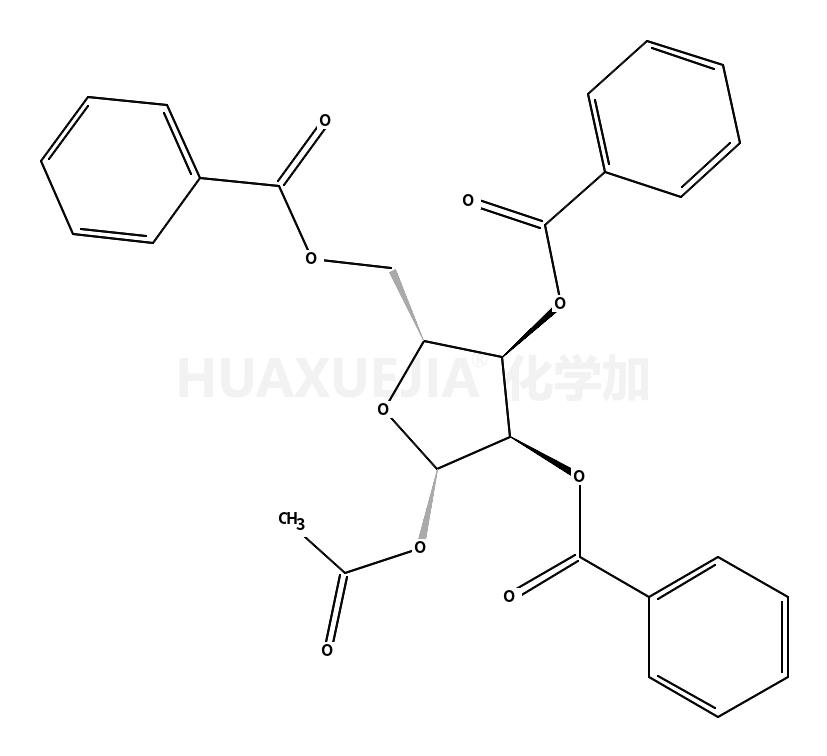 1-乙酰基-2,3,5-三苯甲酰氧基-1-beta-D-呋喃核糖