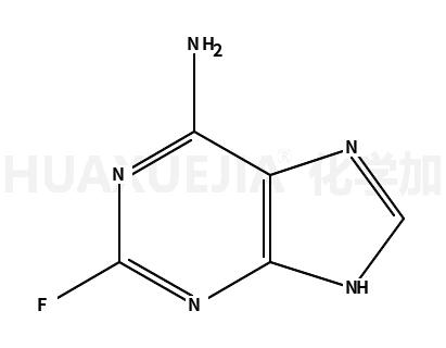 2-氟-6-氨基嘌呤