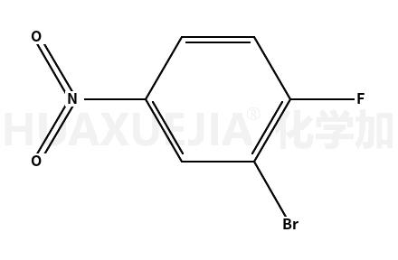 3-溴-4-氟硝基苯