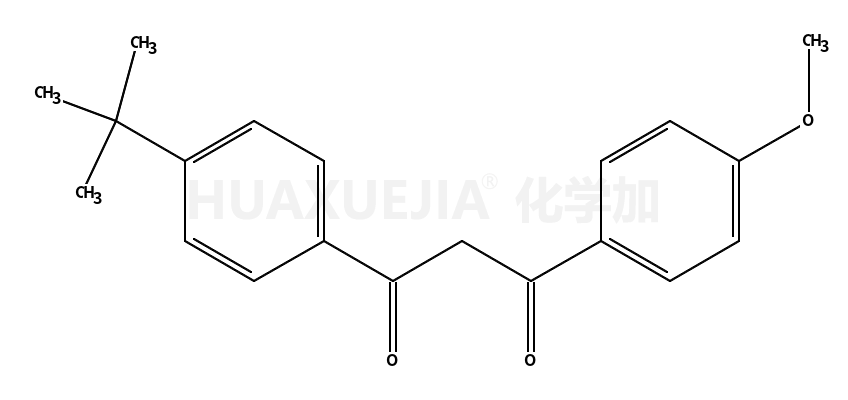 1-(4-甲氧苯基)-3-(4-叔丁基苯基)-1,3-丙二酮