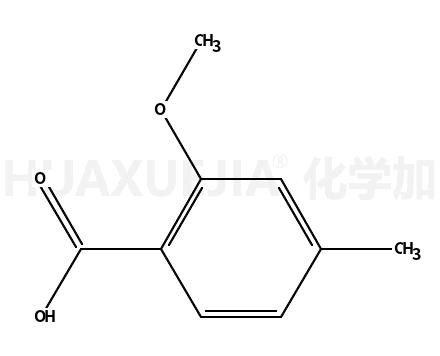 2-甲氧基-4-甲基苯甲酸
