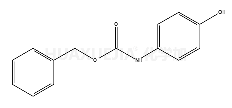 苄基 N-(4-羟基苯基)-氨基甲酸酯