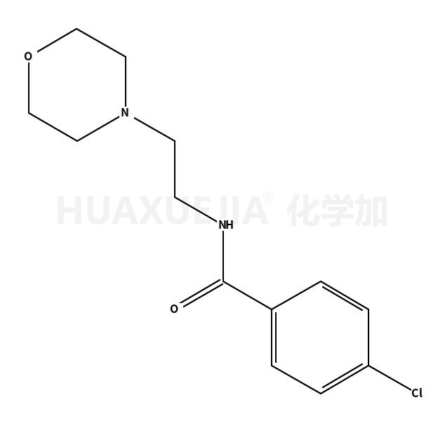 4-氯-N-2-(4-吗啉基)乙基苯甲酰胺