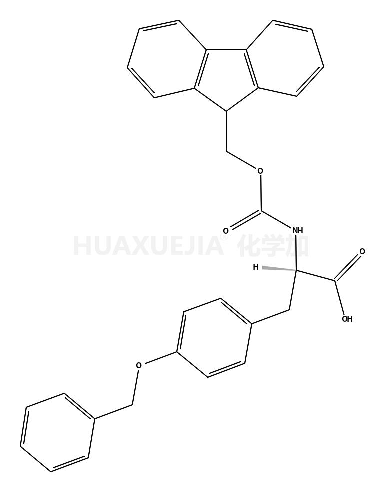 Fmoc-O-苄基-L-酪氨酸