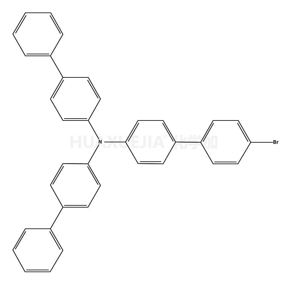 N,N-二联苯基-4-(4'-溴苯基)苯胺