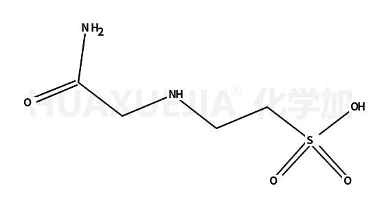 N-氨基甲酰甲基乙磺酸