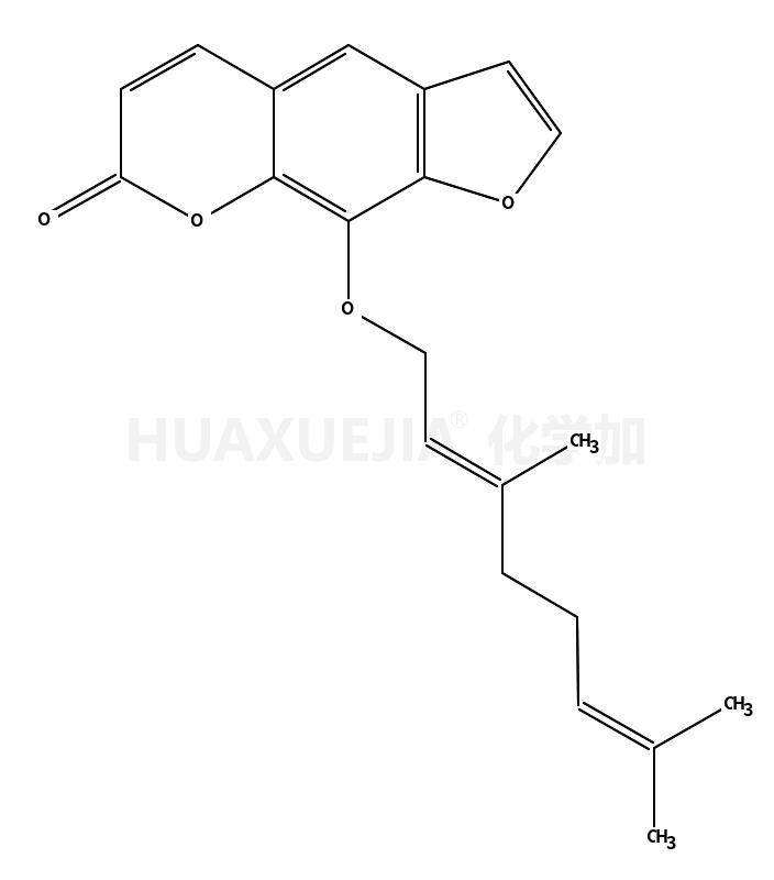 8-香叶草氧基补骨脂素