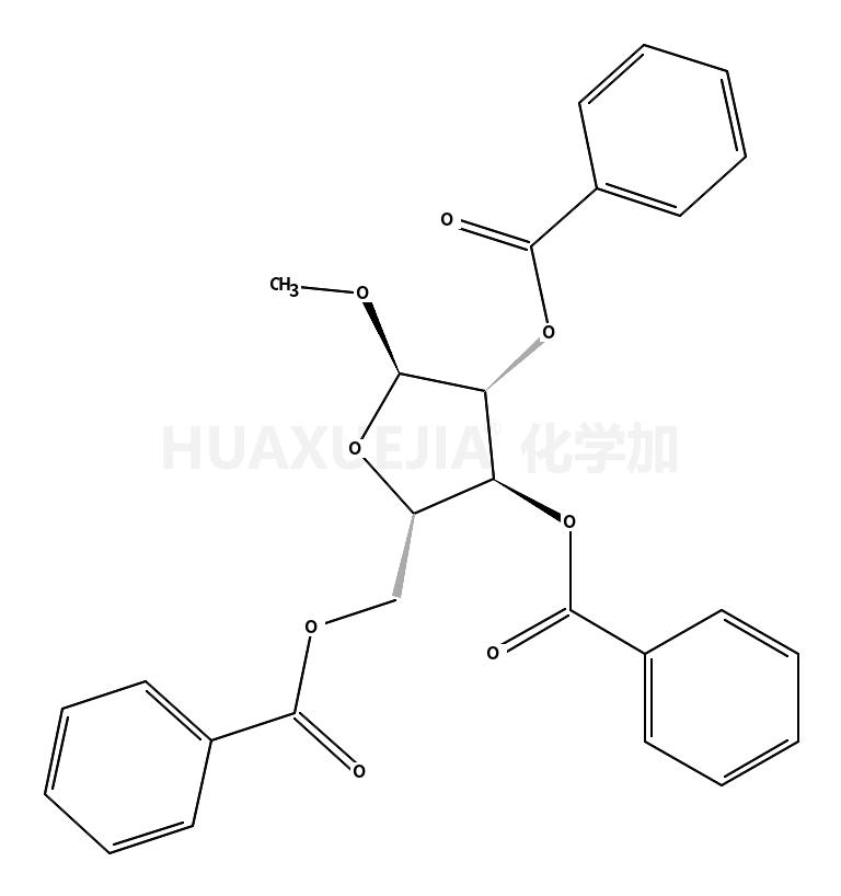 甲基-2,3,5-三-O-苯甲酰基-ALPHA-D-呋喃阿拉伯糖