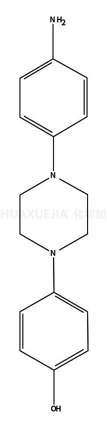 1-(4-氨基苯基)-4-(4-羟基苯基)哌嗪