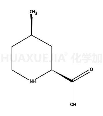 (2R,4R)-4-甲基-2-哌啶甲酸