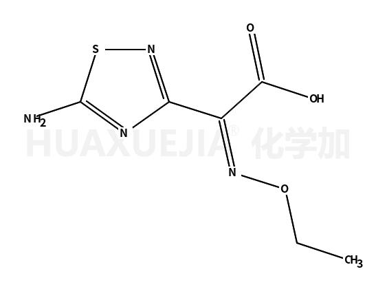 (Z)-2-(5-氨基-1,2,4-噻二唑-3-基)-2-乙氧亞氨基乙酸
