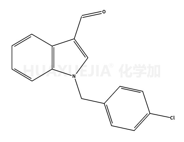 1-(4-氯苄基)-1H-吲哚-3-甲醛