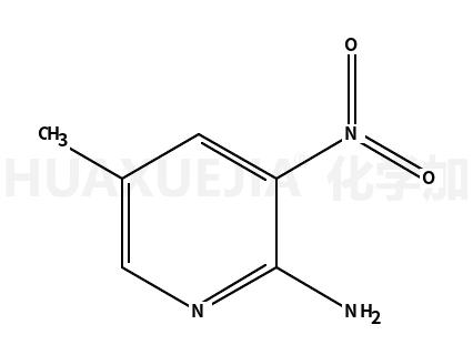 5-甲基-2-氨基-3-硝基吡啶