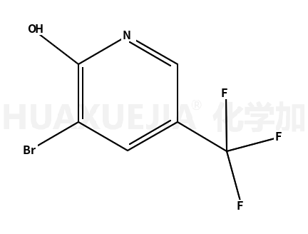 2-羟基-3-溴-5-三氟甲基吡啶