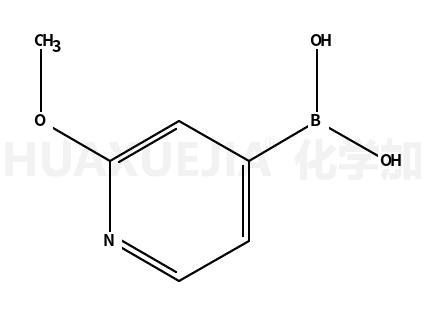 2-甲氧基吡啶-4-硼酸