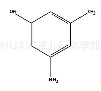 3-氨基-5-甲基苯酚