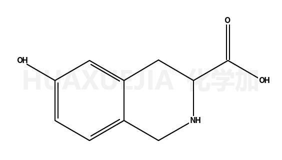 1,2,3,4-四氢-6-羟基异喹啉-3-羧酸