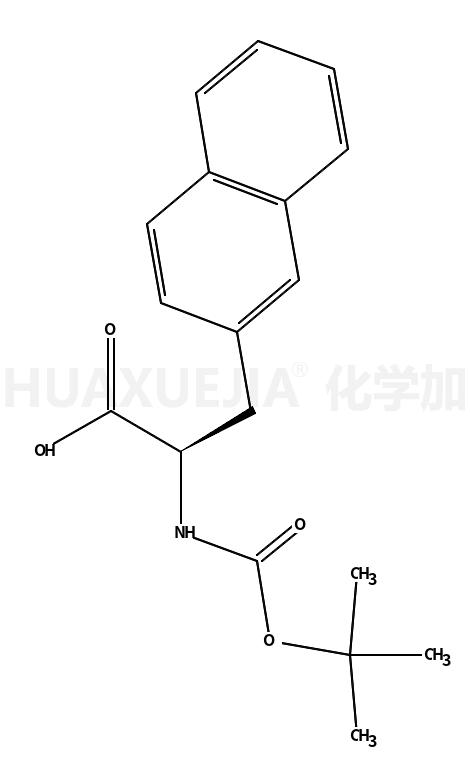 Boc-3-(2-萘基)-D-丙氨酸