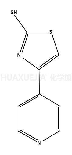 2-巯基-4-(4-吡啶基)噻唑