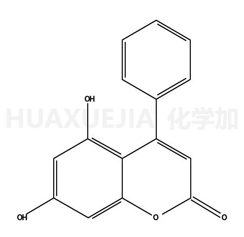 5,7-二羟基-4-苯基香豆素
