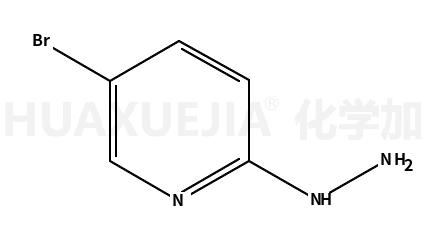 2-肼基-5-溴吡啶