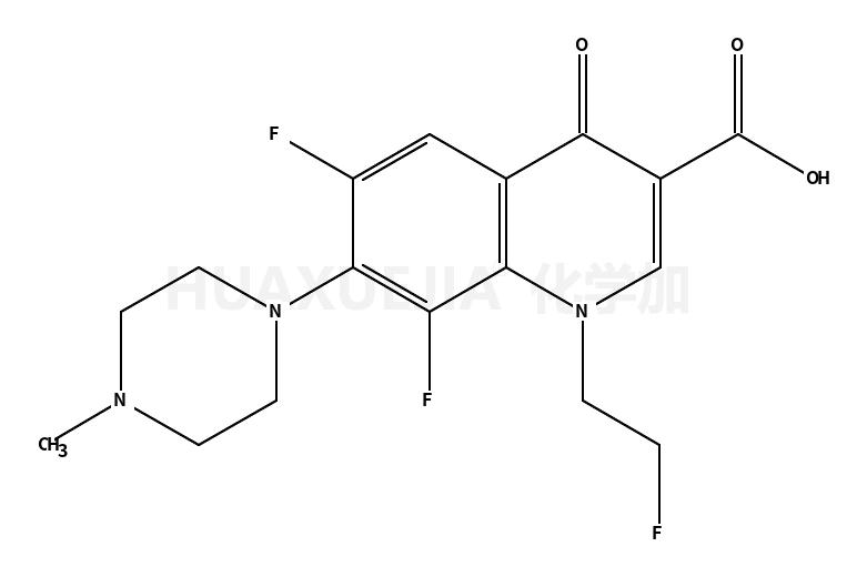 氟罗沙星、氟罗沙星前体(缩哌物)
