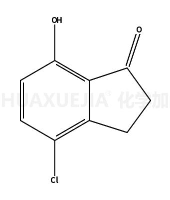 4-氯-2,3-二氢-7-羟基-1-茚酮