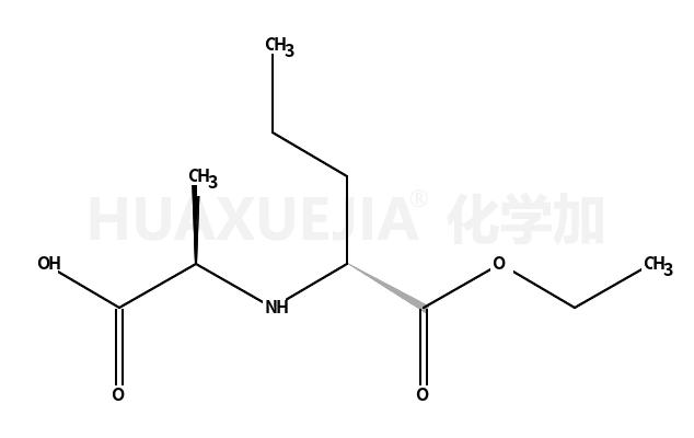 N-[(S)-乙氧羰基-1-丁基]-(S)-丙氨酸