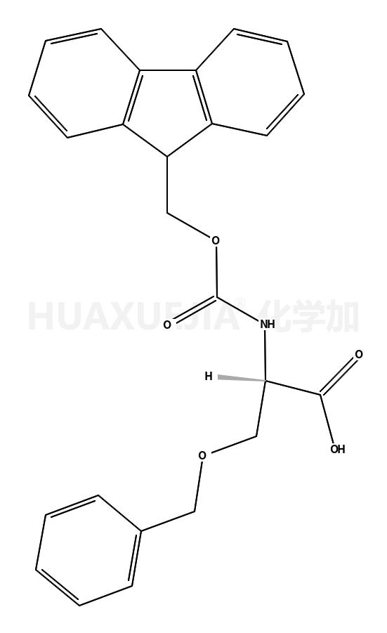 Fmoc-O-苄基-L-丝氨酸