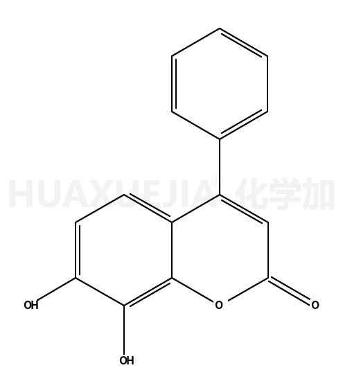 7,8-二羟基-4-苯基香豆素