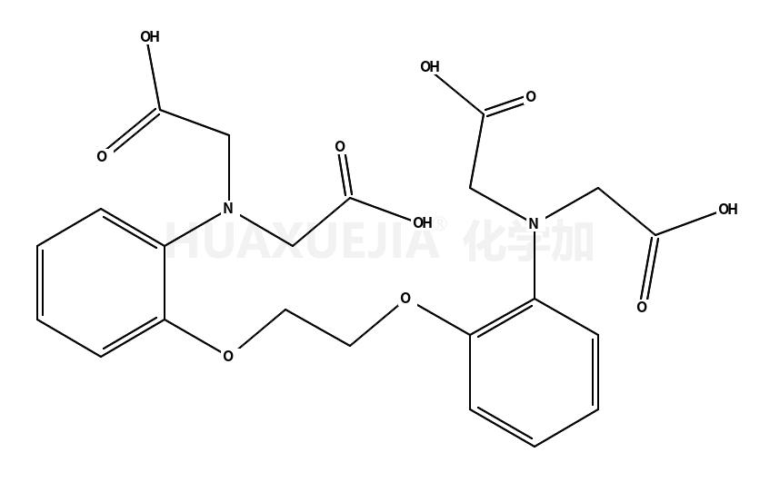 1,2-双(2-氨基苯氧基)-乙烷-N,N,N`,N`-四乙酸