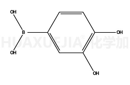 (3,4-dihydroxyphenyl)boronic acid