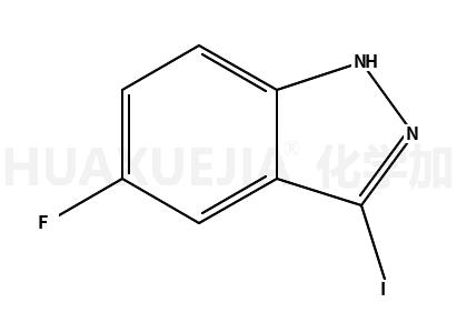 5-氟-3-碘-1H-吲唑