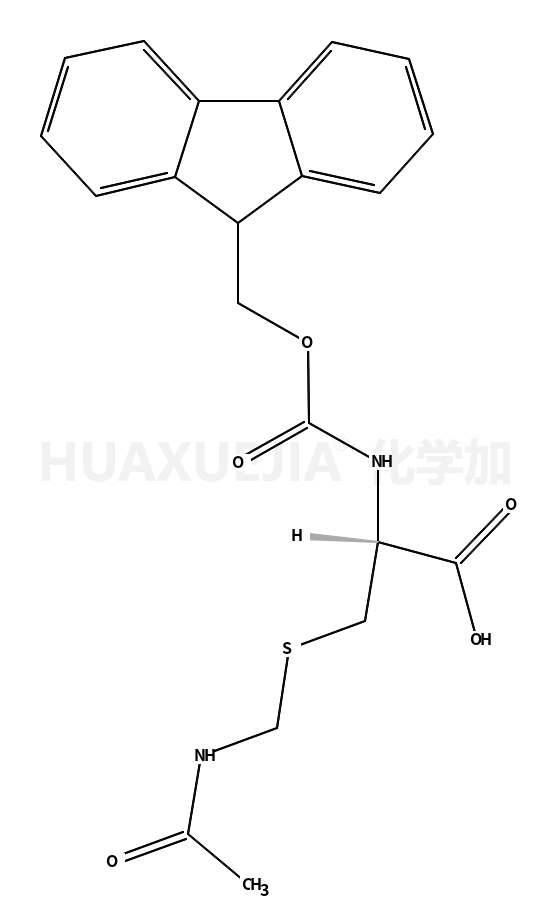 芴甲氧羰基-S-乙酰氨甲基-L-半胱氨酸