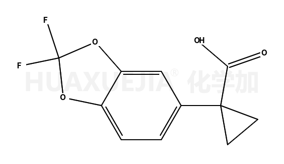 1-(2,2-二氟-苯并[1,3]二氧代l-5-基)-环丙烷羧酸