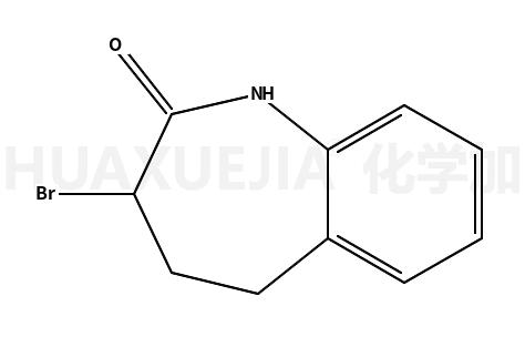 3-溴-1,3,4,5-四氢-2H-1-苯并氮杂卓-2-酮