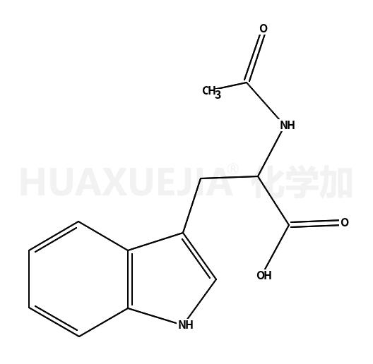 N-乙酰基-DL-色氨酸