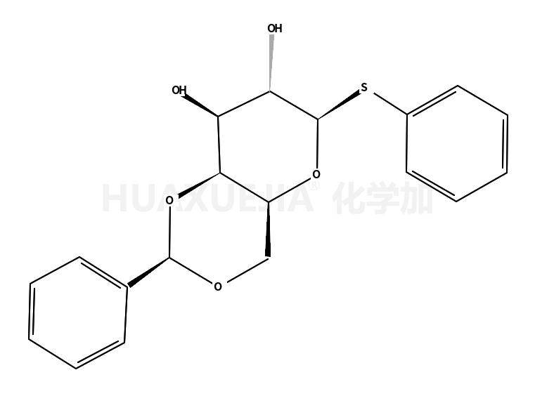 苯基-4,6-O-苯亚甲基-1-硫代-Β-D-吡喃葡萄糖苷