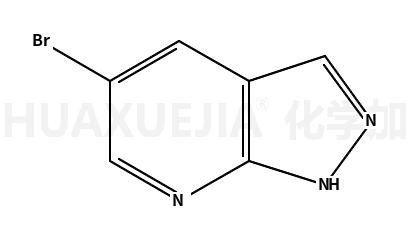 5-溴-1H-吡唑并[3,4-b]吡啶