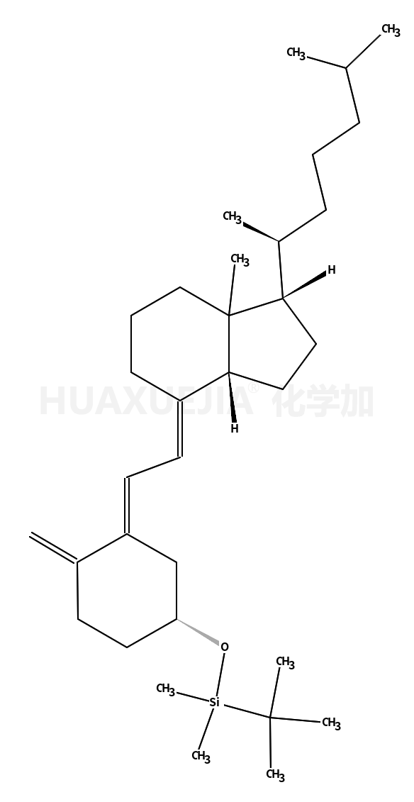 tert-butyldimethyl(((1S,E)-3-((E)-2-((1S,3aS,7aR)-7a-methyl-1-(6-methylheptan-2-yl)hexahydro-1H-inden-4(2H)-ylidene)ethylidene)-4-methylenecyclohexyl)oxy)silane