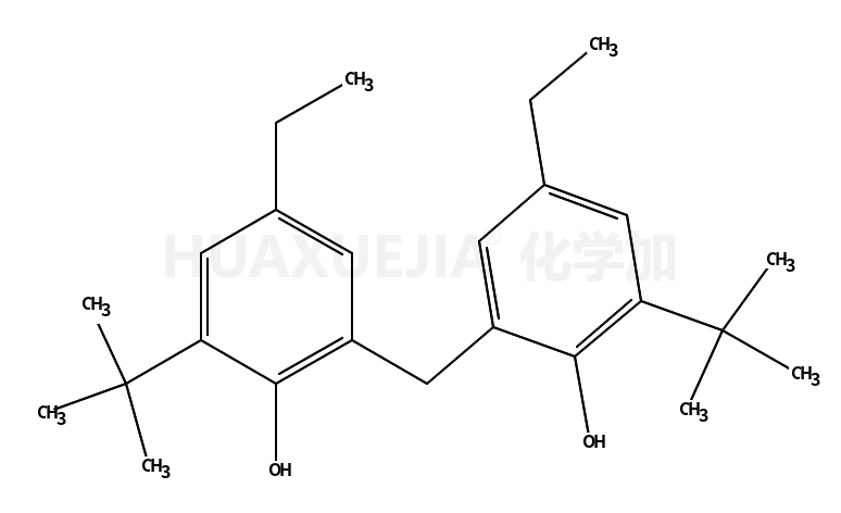 2,2'-亞甲基雙(4-乙基-6-叔丁基苯酚)