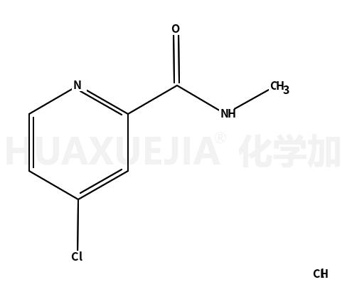 4-氯-N-甲基吡啶-2-甲酰胺盐酸盐