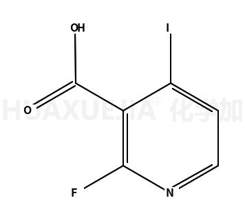 2-氟-4-碘烟酸