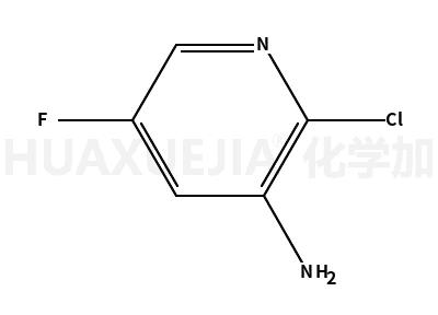 2-氯-5-氟-3-氨基吡啶