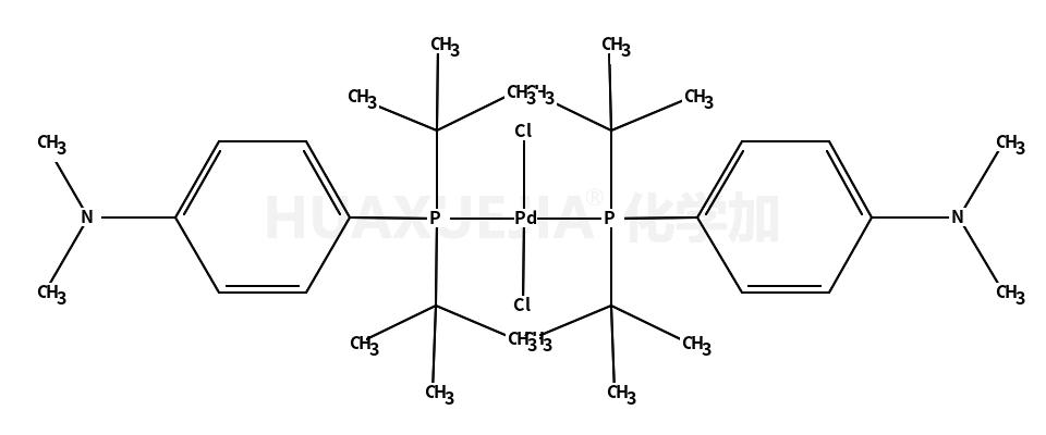 二氯雙[二叔丁基-(4-二甲基氨基苯基)膦]鈀(II)