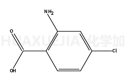 2-氨基-4-氯苯甲酸