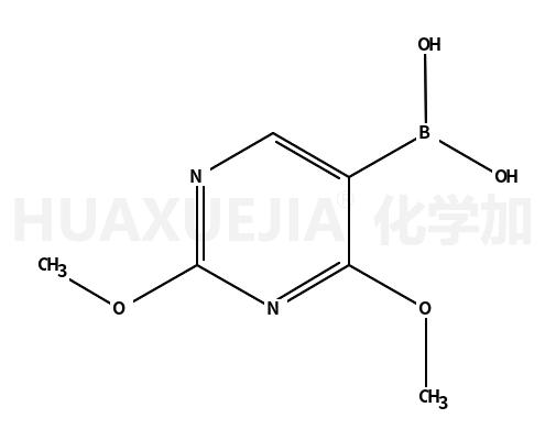 2,4-二甲氧基嘧啶-5-硼酸